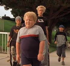 A fat boy is bullied but gets his revenge when he acquires a magical inheritance.