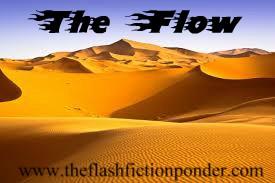 A wide hot desert.