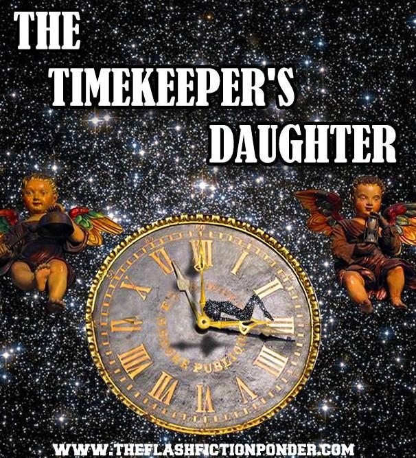 Timekeeper's Daughter Cover
