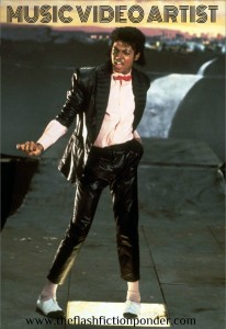 Freeze Frame of Michael Jackson's Billie Jean music video, this story of which tells how the work of art changed a life.