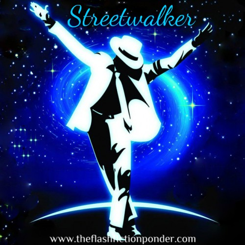 Music video script for Michael Jackson's Streetwalker, laced with a hint of Billie Jean.
