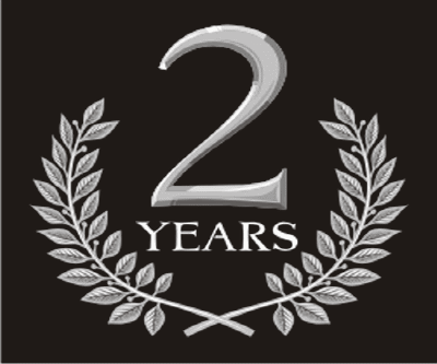 The Flash Fiction Ponder's second anniversary!