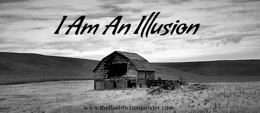 Old barn in the middle of nowhere, for music video image to Rob Thomas song I Am An Illusion.