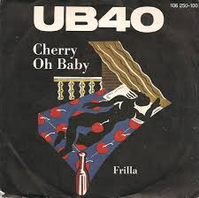 Cover to UB40 Cherry Oh Baby Music video script by Rico Lamoureux of The Flash Fiction Ponder