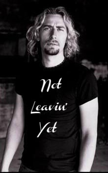Chad Kroeger of Nickleback for the image of Not Leavin' Yet for the music video script written by Rico Lamoureux of The Flash Fiction Ponder.