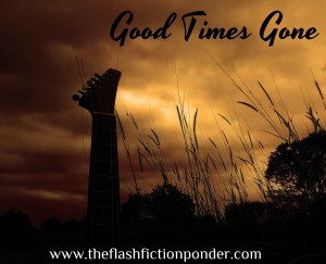 Image for Good Times Gone by Nickleback, music video script by Rico Lamoureux of The Flash Fiction Ponder.
