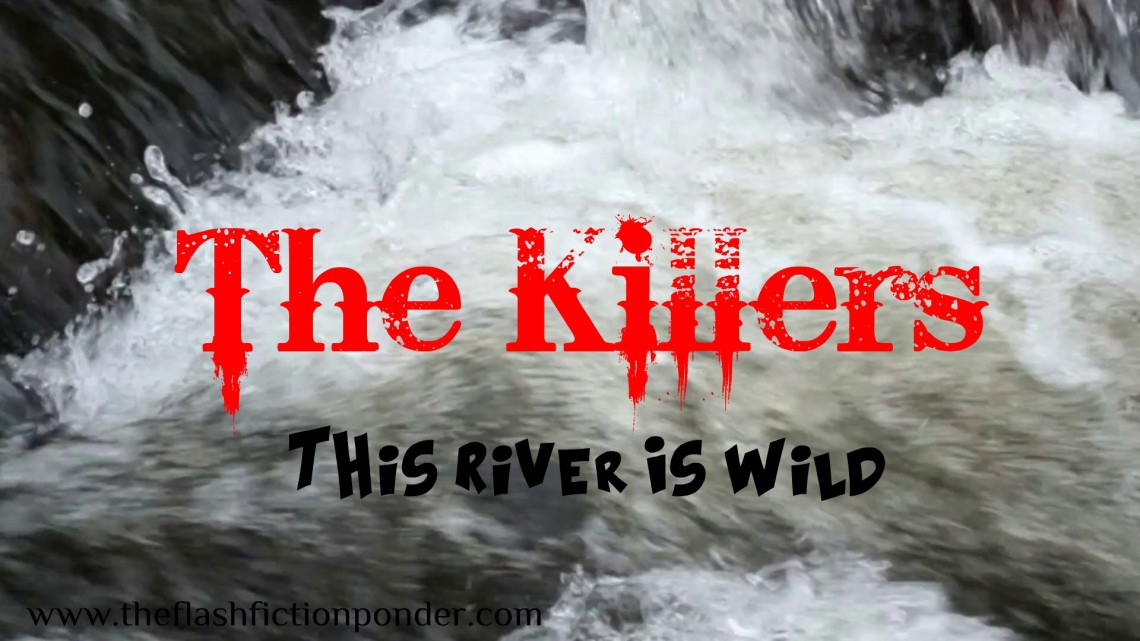 Rushing water for This River Is Wild by The Killers.
