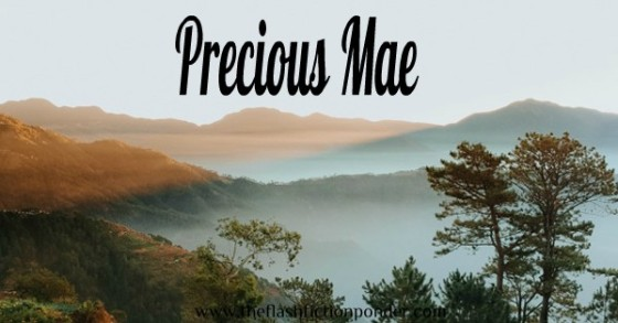 Mountains of Benguet, Baguio, Philippines. Image for the short story Precious Mae, exclusively on The Flash Fiction Ponder.